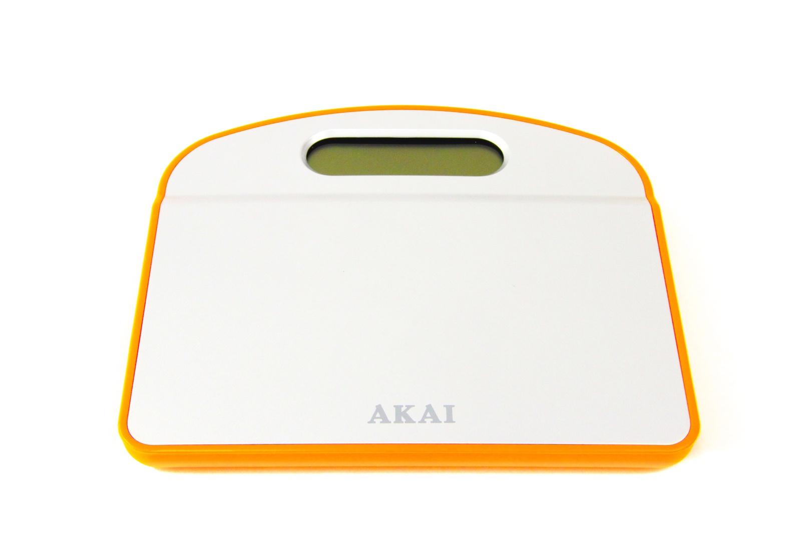 Напольные весы Akai 1351/О1351/ОВесы напольные, МАКСИМАЛЬНЫЙ ВЕС: 150 КГ/330 LB, три вида единиц измерения. Пластиковая платформа, LСD дисплей. Автоматическое включение и выключение, индикатор заряда батареи.