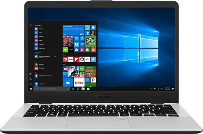 14 Ноутбук ASUS VivoBook 14 F405UA 90NB0FA7-M12170, синий ноутбуки цены и характеристики