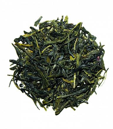 Фото - Чай листовой VKUS tea master классический Сенча, натуральный, зеленый чай листовой vkus tea master натуральный белый со смородиной