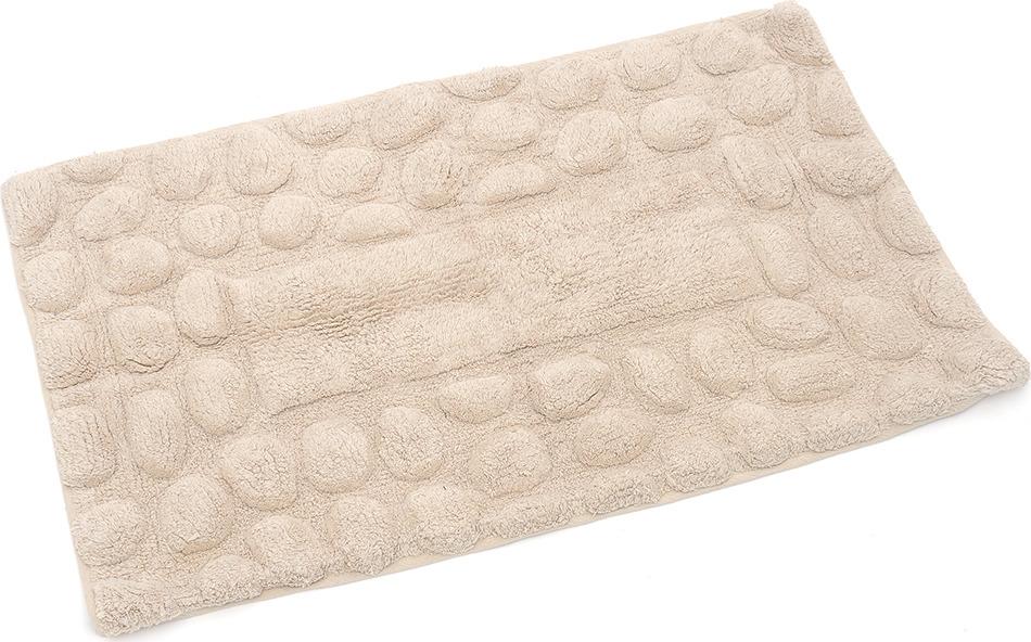 Коврик для ванной Verran Stones, цвет: в ассортименте, 50 x 80 см