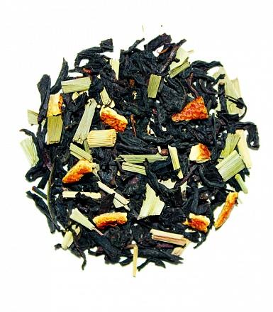 Фото - Чай листовой VKUS tea master Натуральный черный листовой чай Сладкий апельсин чай листовой vkus tea master натуральный белый со смородиной