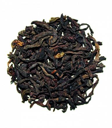 Чай черный VKUS tea master Пуэр многолетний, натуральный чай пуэр puer tea 50