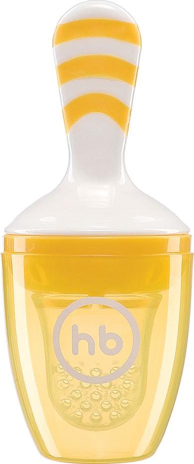 Ниблер Happy Baby, от 6 месяцев. 15047 lemon