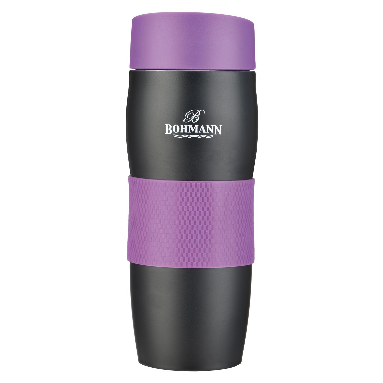 Термокружка BH - 4457 / 375 мл /фиолетовый недорго, оригинальная цена