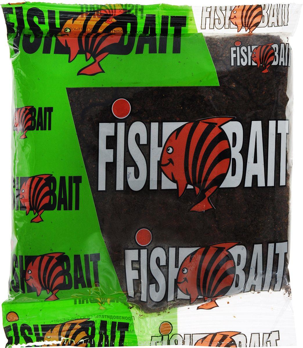 Прикормка FishBait Ice. Бетаин, универсальная, увлажненная, 0,5 кг