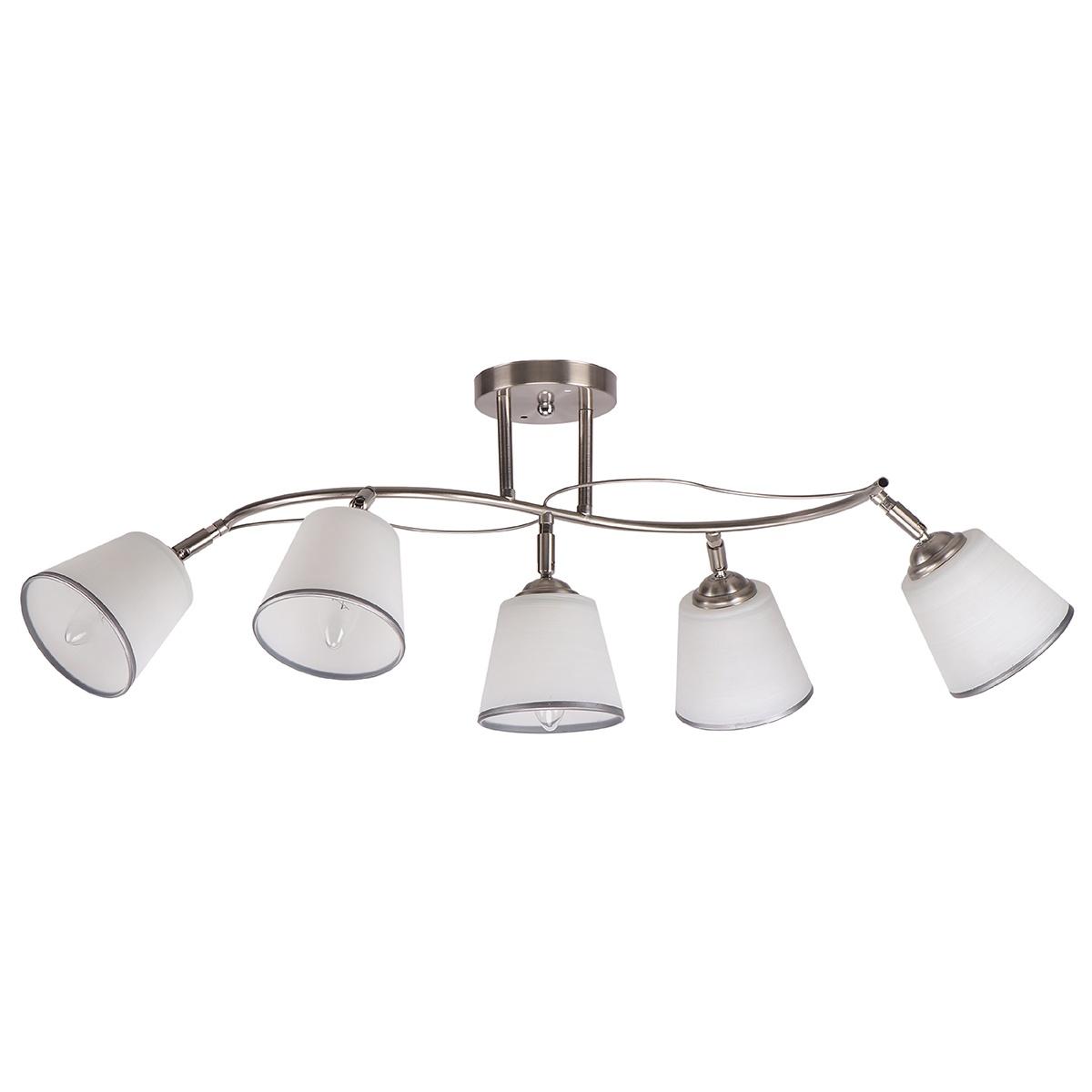 Потолочный светильник Toscom Gera, E27, 60 Вт потолочная люстра toscom teresa tc 133 506