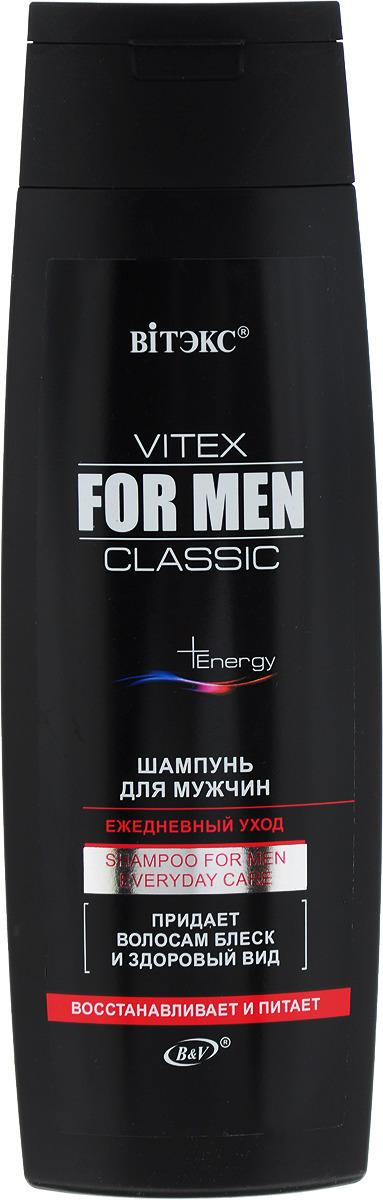 """Витэкс Шампунь для мужчин ежедневный уход """"Vitex For Men Classic"""", 400 мл"""