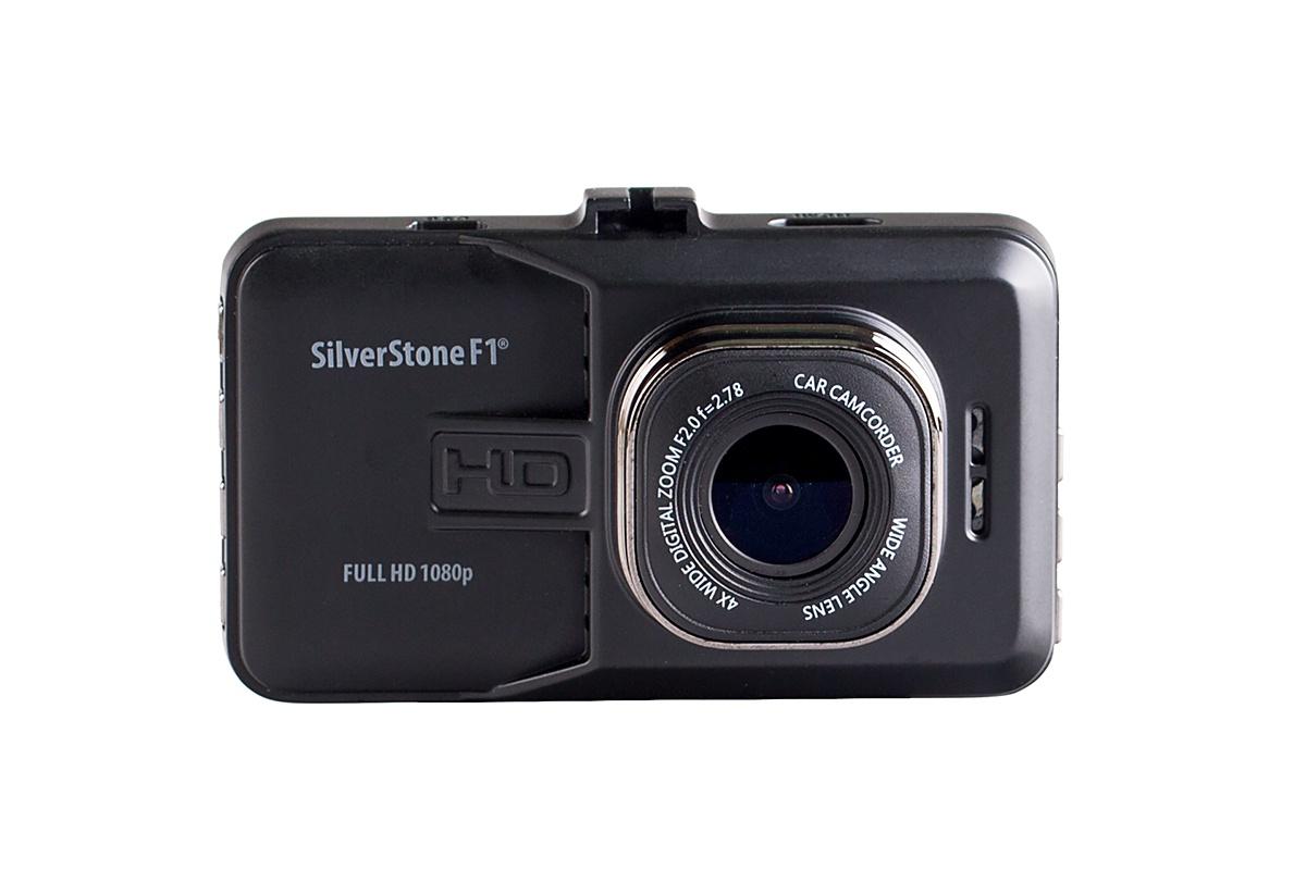 Фото - Видеорегистратор SilverStone F1 NTK-9000F видео