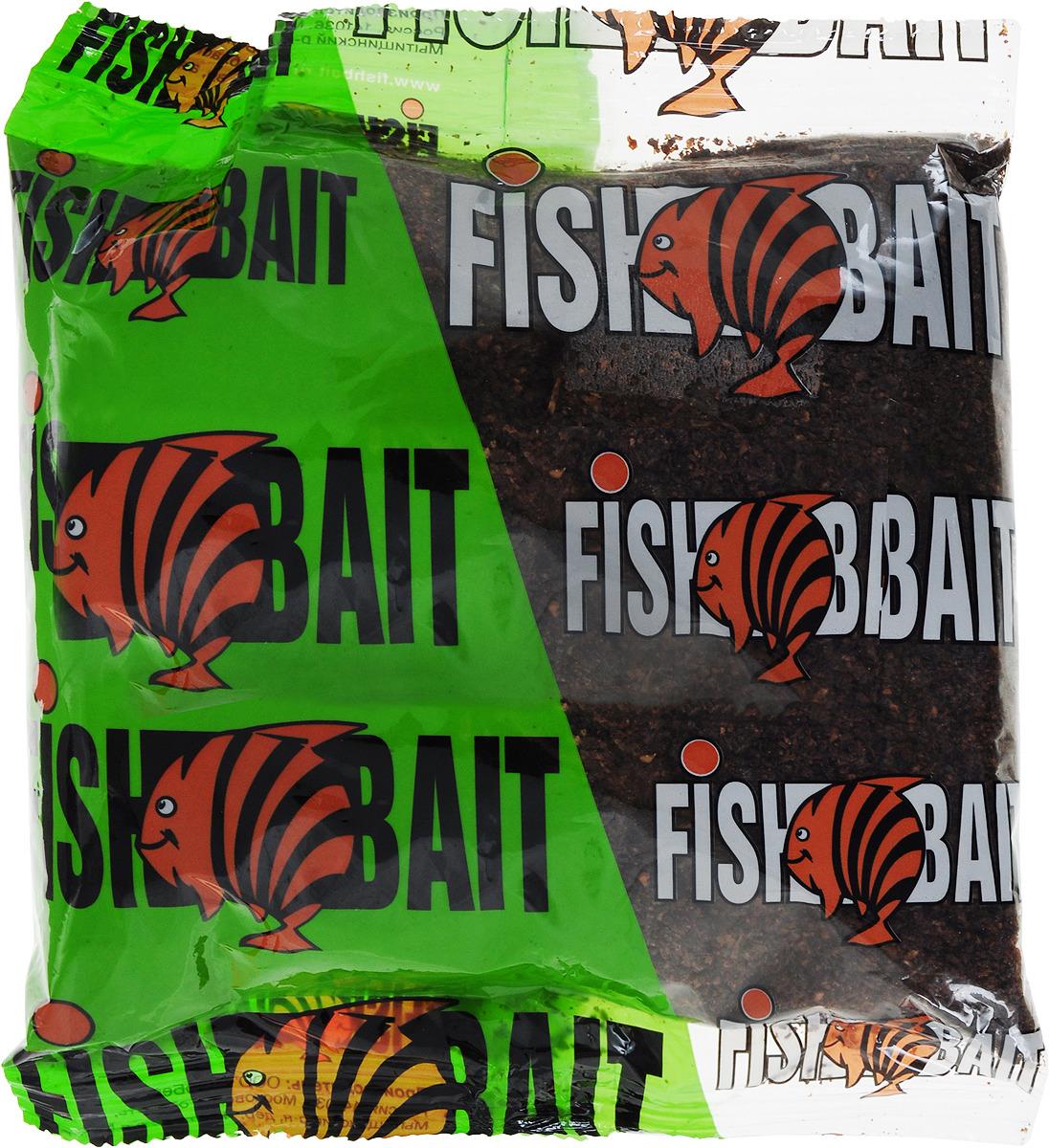 Прикормка для рыб FishBait Ice. Лещ, увлажненная, зимняя, 0,5 кг