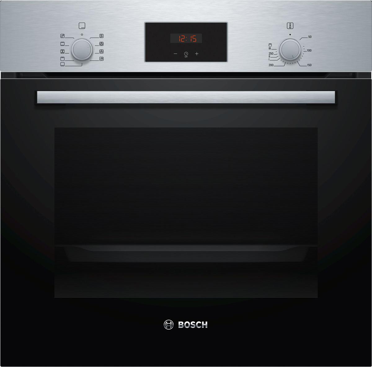 Духовой шкаф электрический встраиваемый Bosch Serie 2 HBF114ES0R все цены