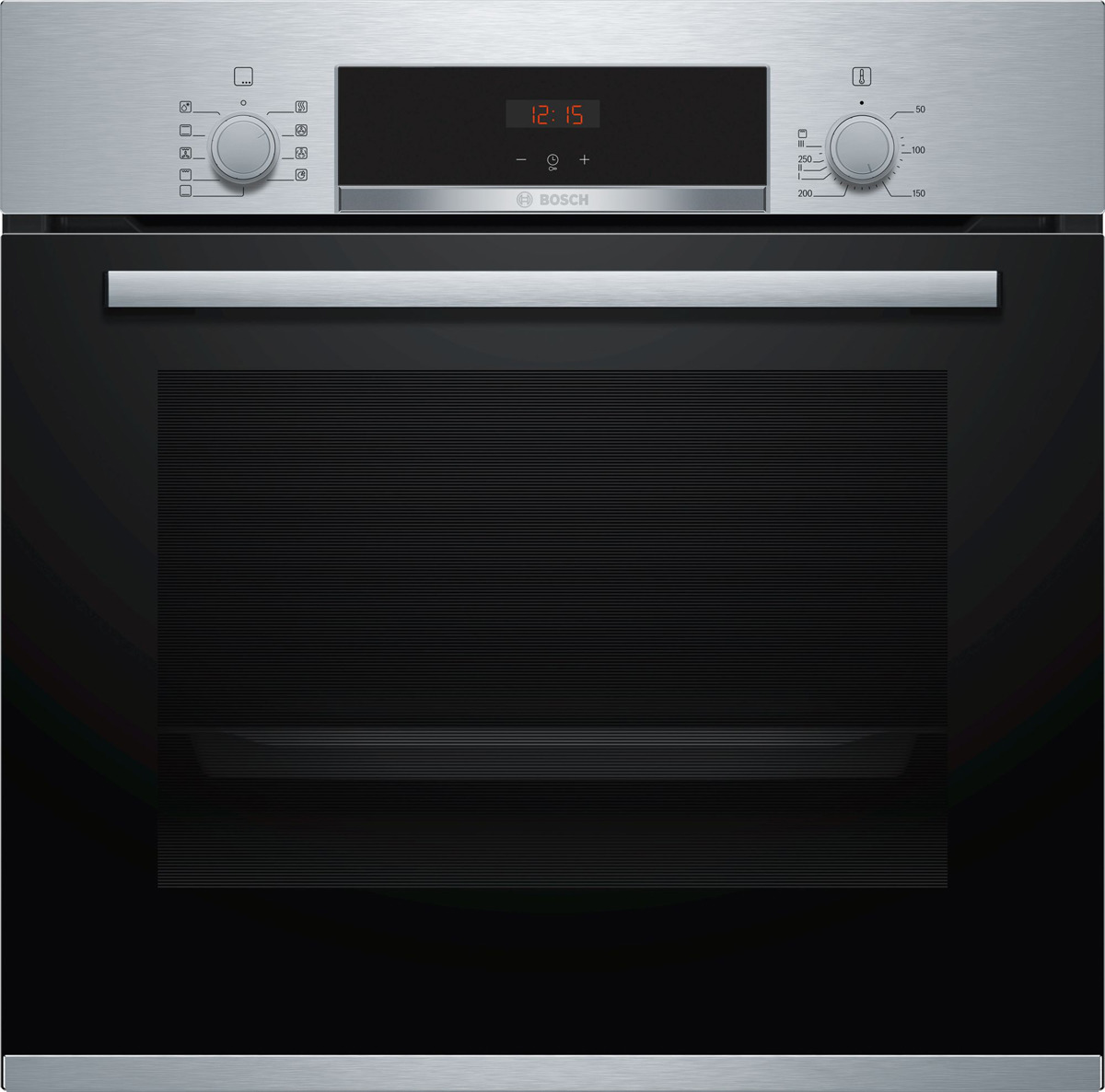 Духовой шкаф электрический встраиваемый Bosch Serie 4 HBF534ES0R все цены