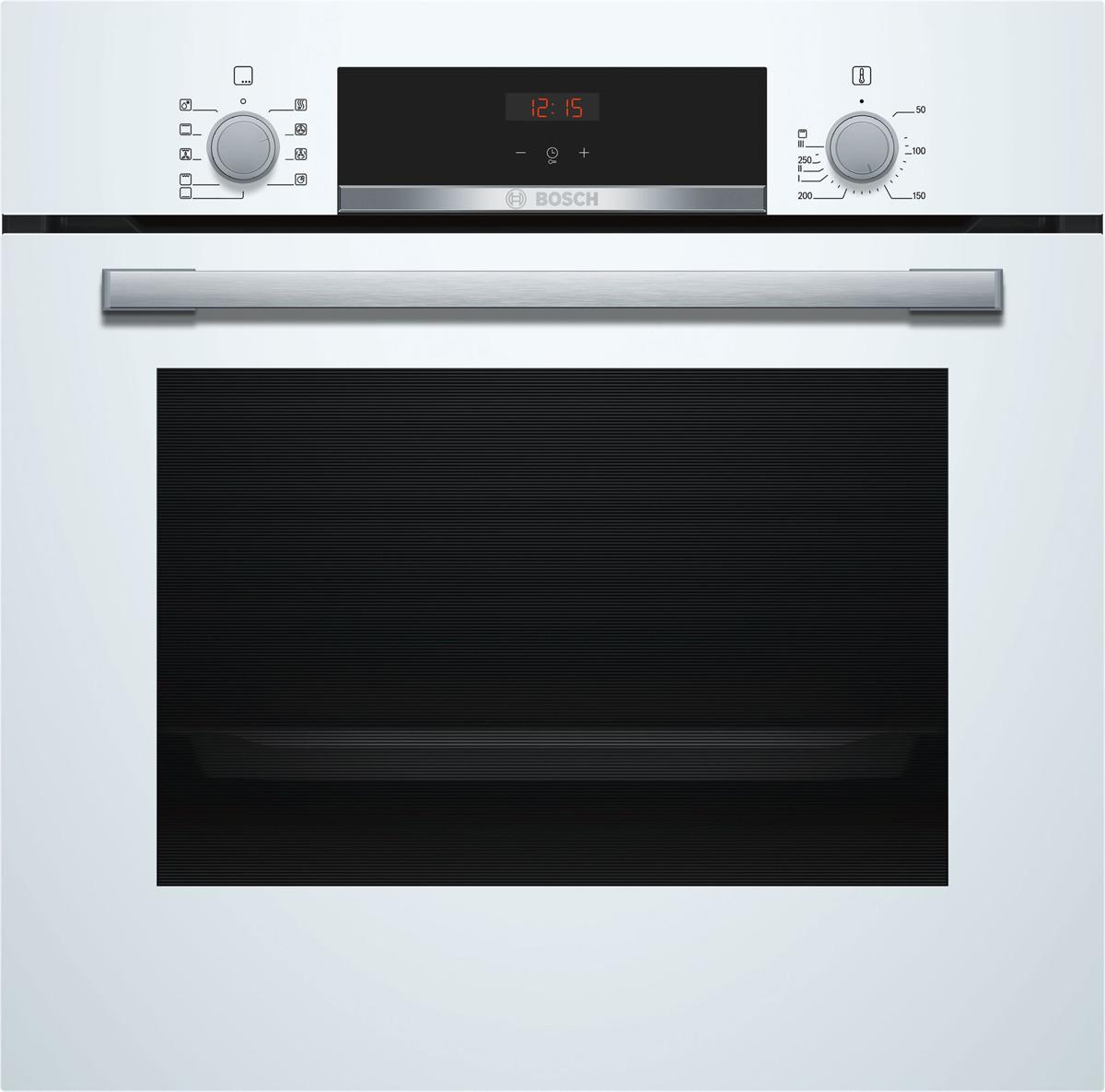 Духовой шкаф электрический встраиваемый Bosch Serie 4 HBF534EW0R