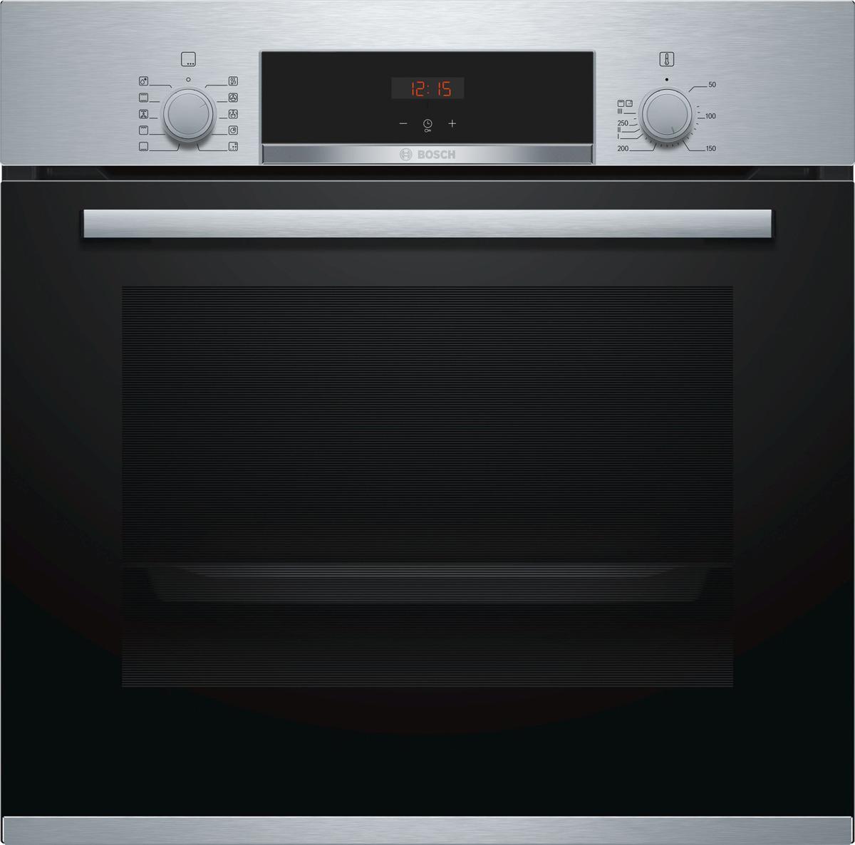 Духовой шкаф электрический встраиваемый Bosch Serie 4 HBF554YS0R все цены