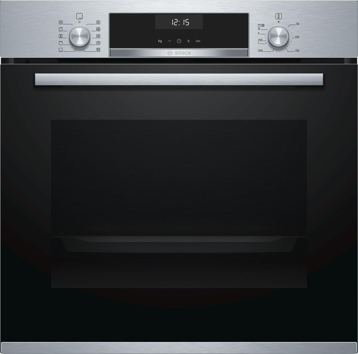 Духовой шкаф электрический встраиваемый Bosch Serie 6 HBG537NS0R
