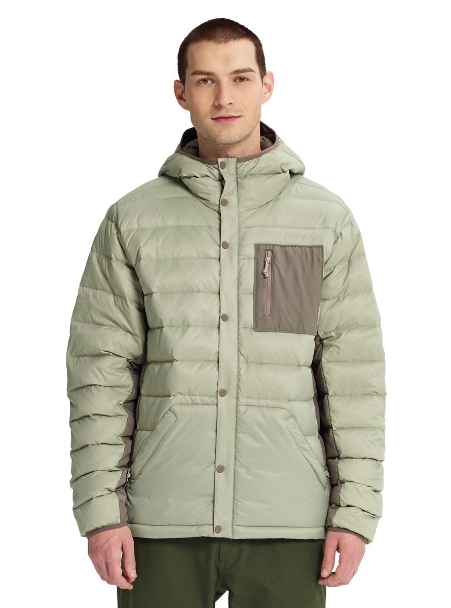 Пуховик Burton Evrgrn Hd Dn Ins куртка женская burton evrgrn ln dn ins цвет разноцветный 20516100200 размер m 46