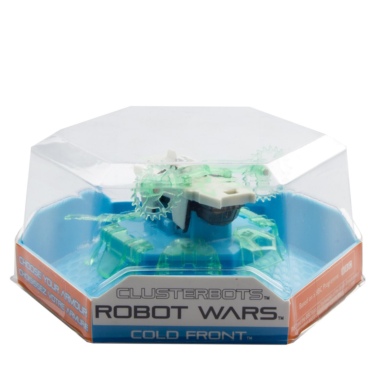 Игрушечный робот HEXBUG Космический легионер. Колд Фронт (2 диска) зеленый мыло с колд кремом авен