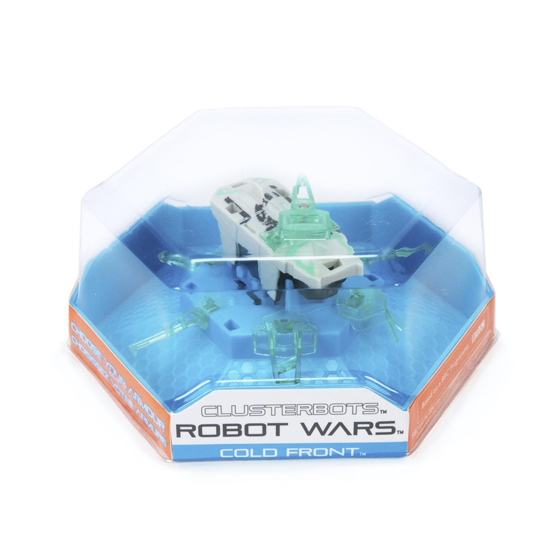 Игрушечный робот HEXBUG Космический легионер. Колд Фронт (Коса) зеленый мыло с колд кремом авен