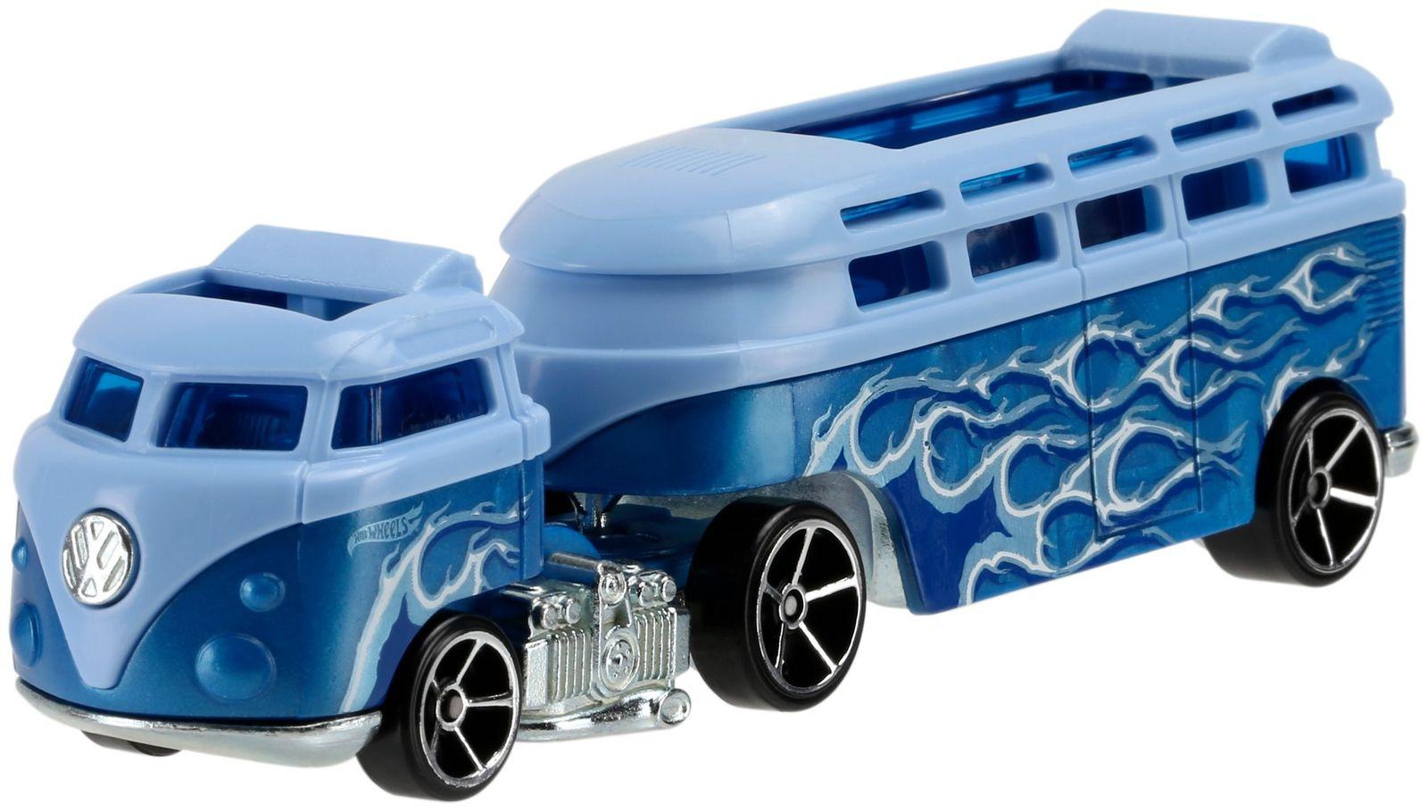 Hot Wheels Track Stars Track Trucks цвет голубой hot wheels track stars трейлер aero blast