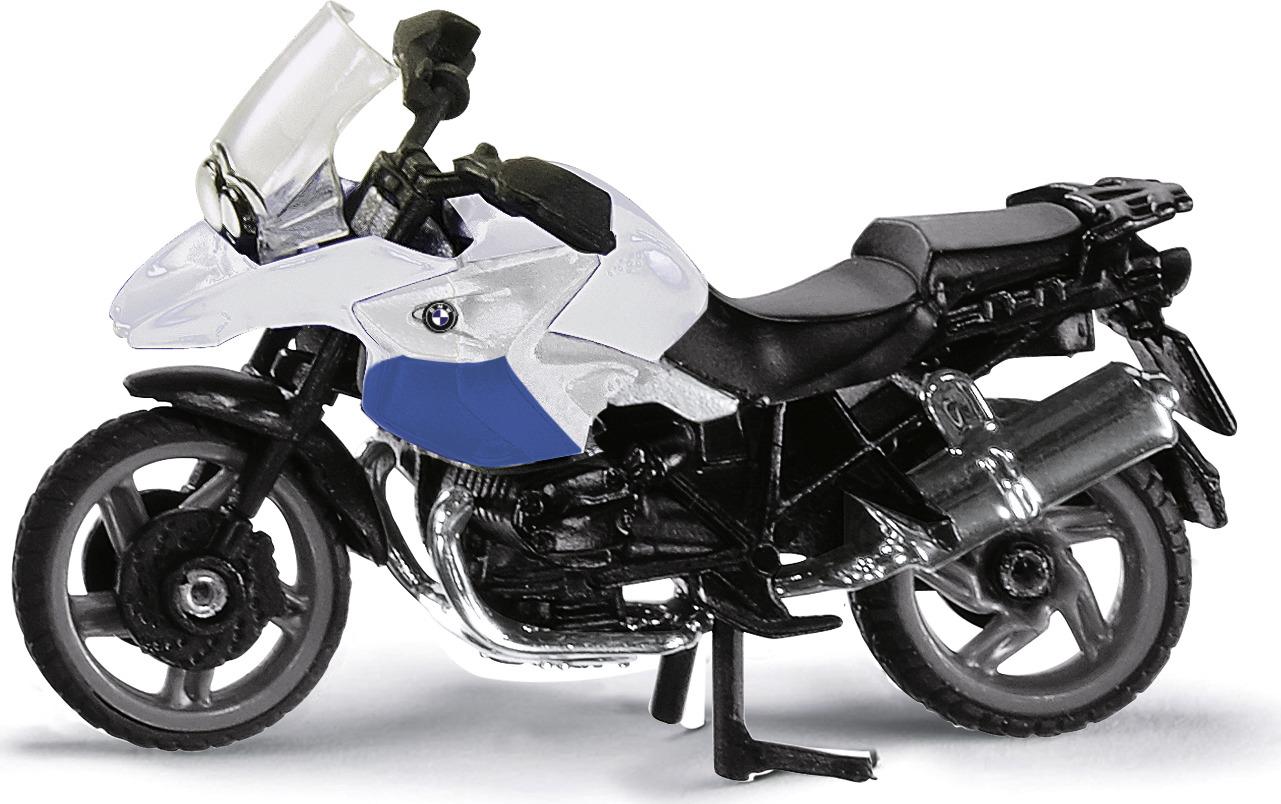 Мотоцикл Siku Полиция siku полицейский фургон