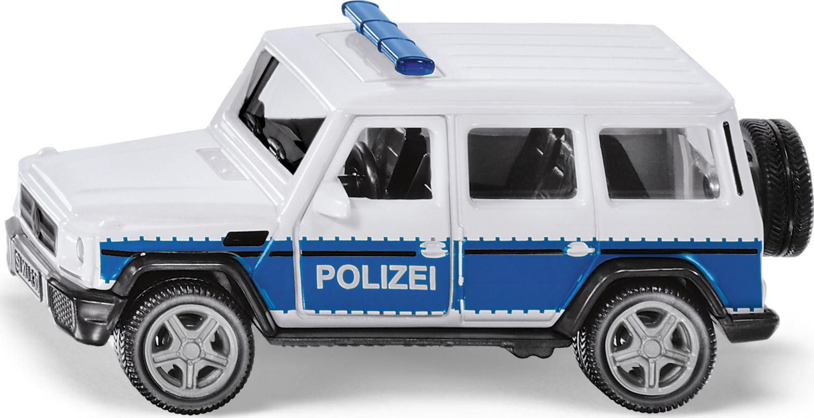 Машинка Siku Мерседес-AMG G65 Полиция ролики сдвижной двери мерседес вито 638