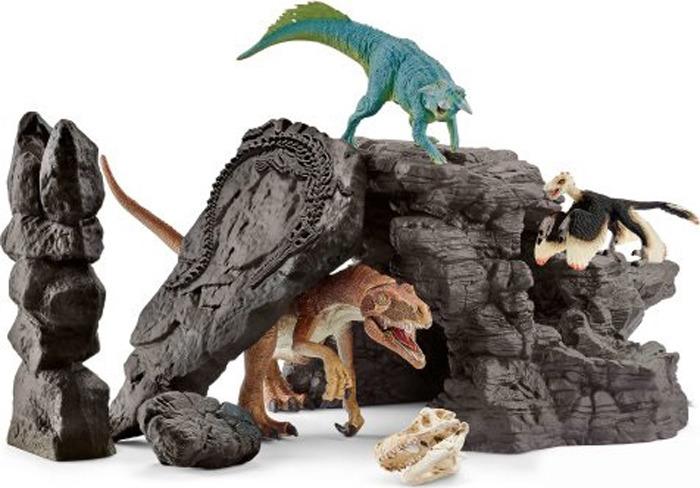 """Набор фигурок Schleich """"Пещера динозавров"""""""