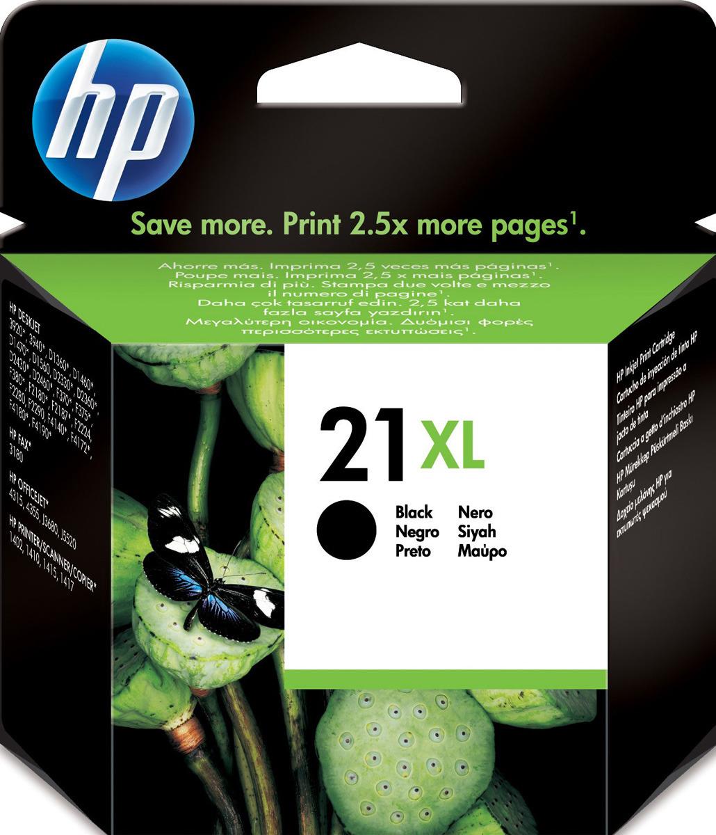 HP C9351CE (21 XL), Black картридж для струйных принтеров цена