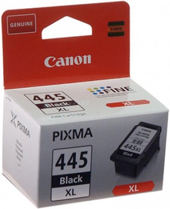 лучшая цена Canon PG-445 BK XL картридж для струйных принтеров
