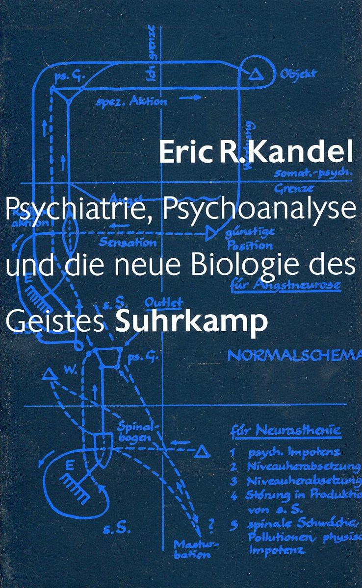 лучшая цена Eric R. Kandel Psychiatrie, Psychoanalyse und die neue Biologie des Geistes