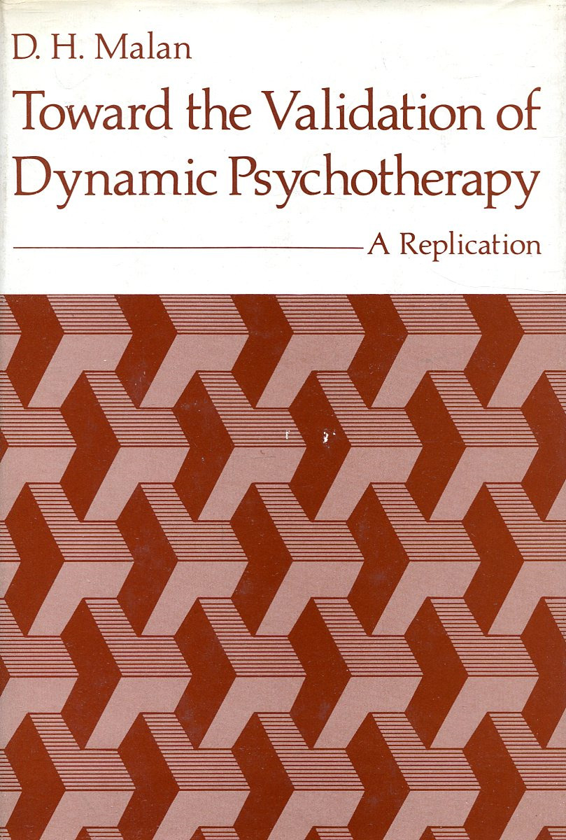 Malan D. H. Toward the Validation of Dynamic Psychotherapy. A Replication mohammad salehi validation of a high stakes test