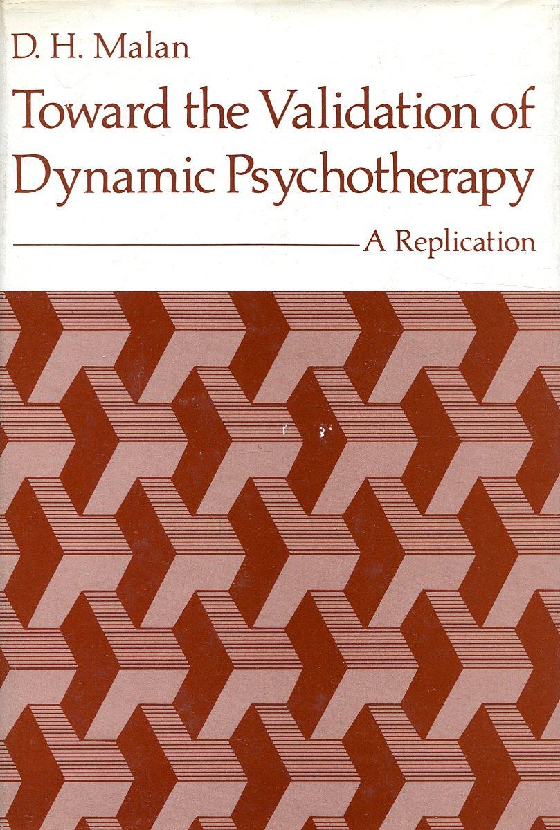 Malan D. H. Toward the Validation of Dynamic Psychotherapy. A Replication bioanalytical method validation