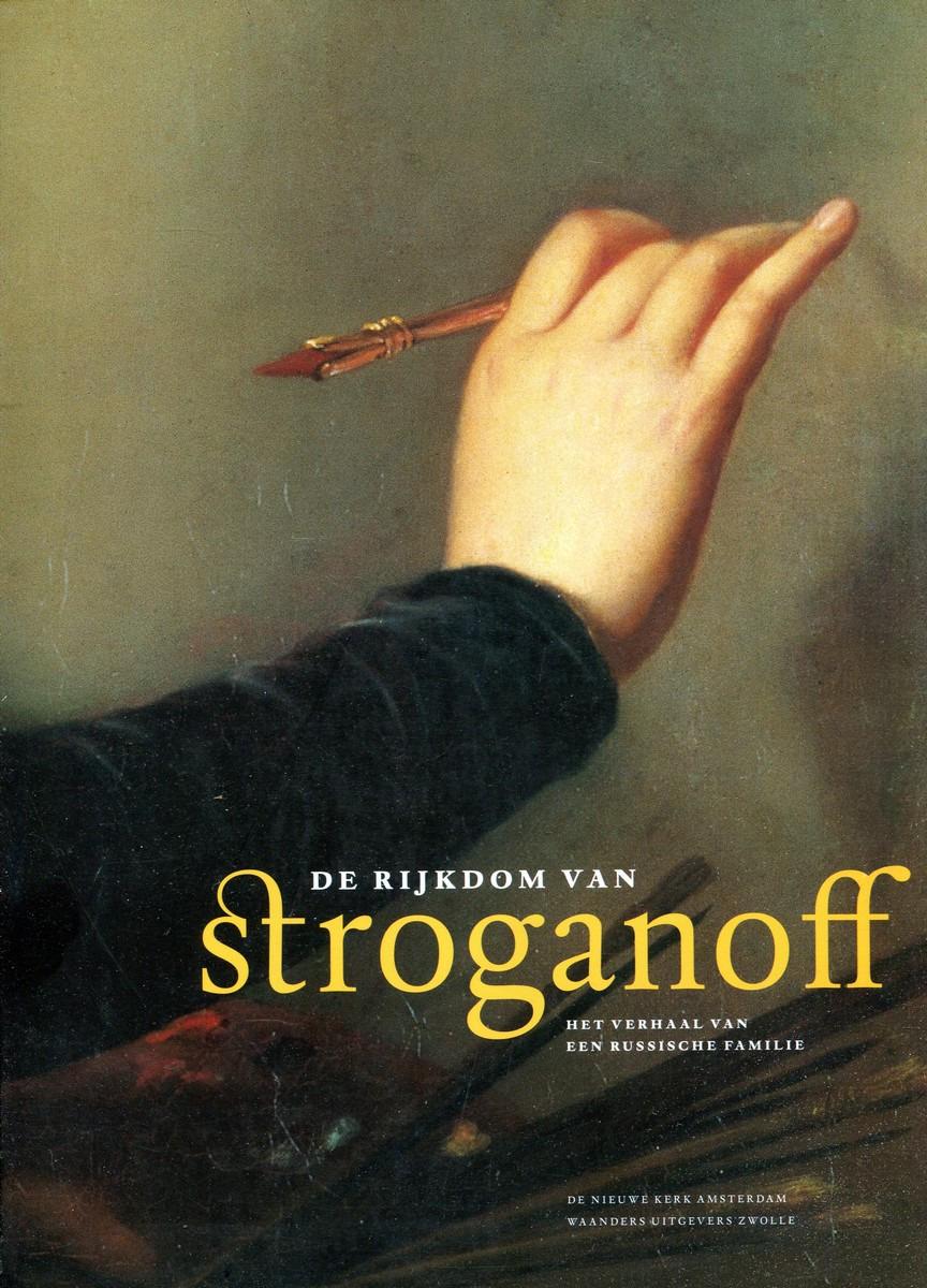 De rijkdom van Stroganoff: het verhaal van een Russische familie russische kueche