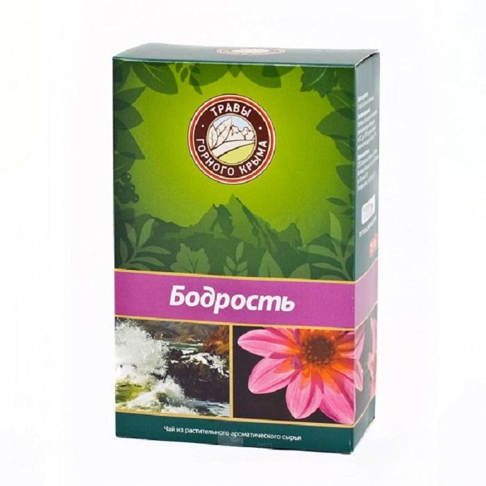 Чай листовой Травы горного Крыма Чай травяной, 100 чай травяной травы горного крыма мята 50 г