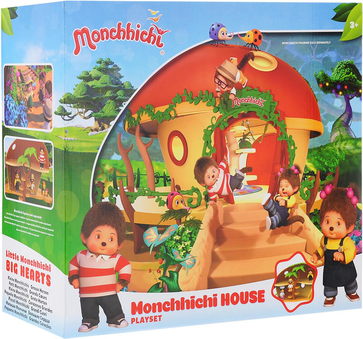 Игровой набор Monchhichi Дом цена