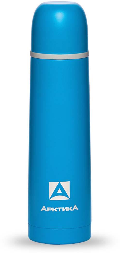 Термос Арктика, цвет: синий, 500 мл. 102-500