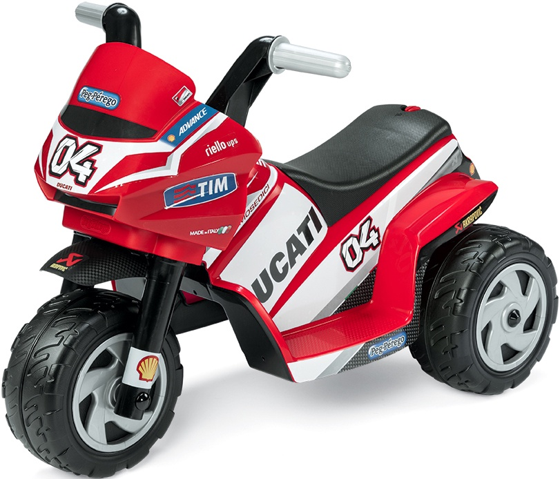Детский электромобиль Peg-Perego Ducati Mini