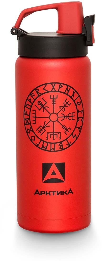Термос-бутылка Арктика Вегвизир, 500 мл. 702-500