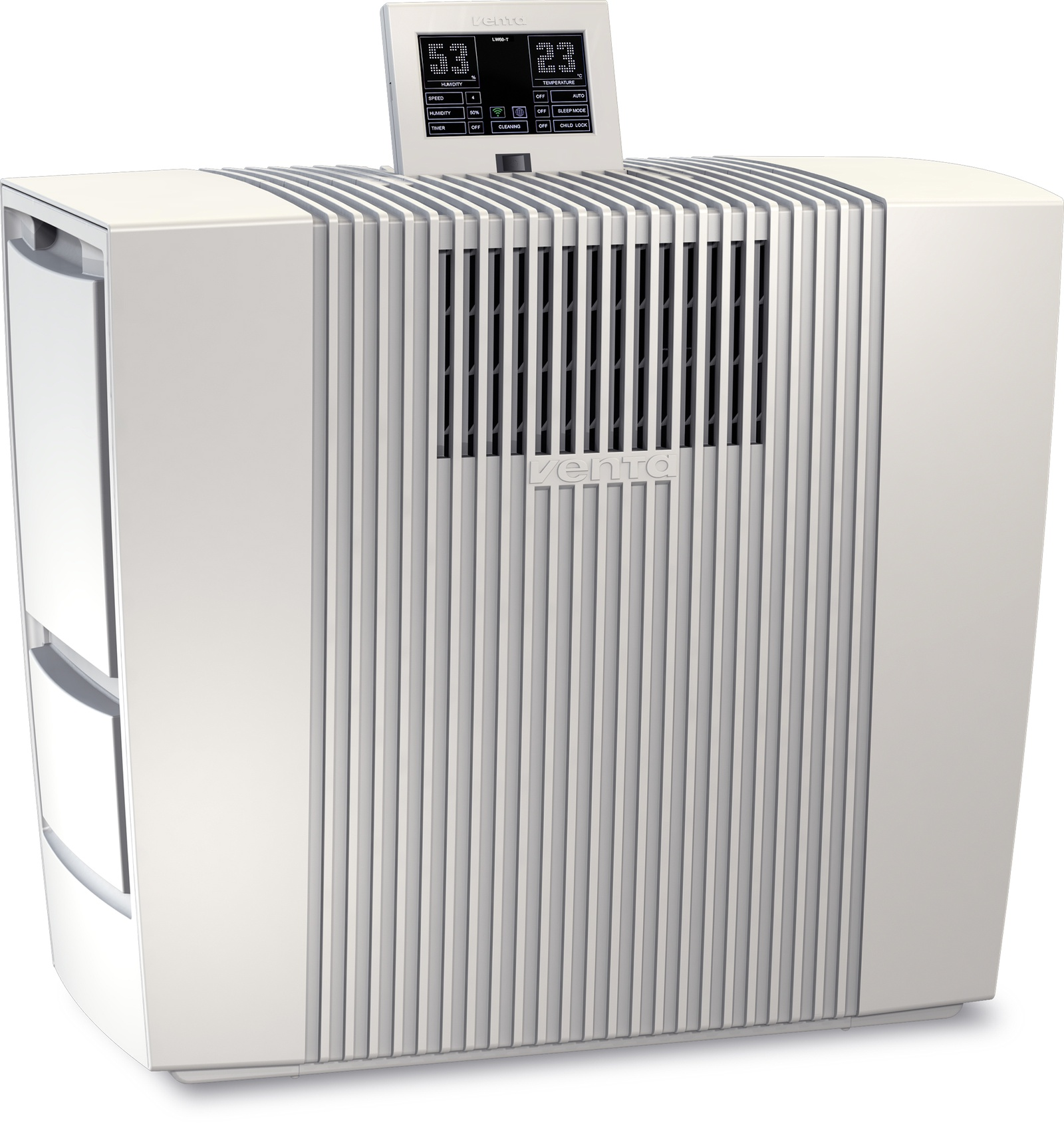 Мойка воздуха Venta Venta black/white, LW60 T Wi-Fi weiss цена