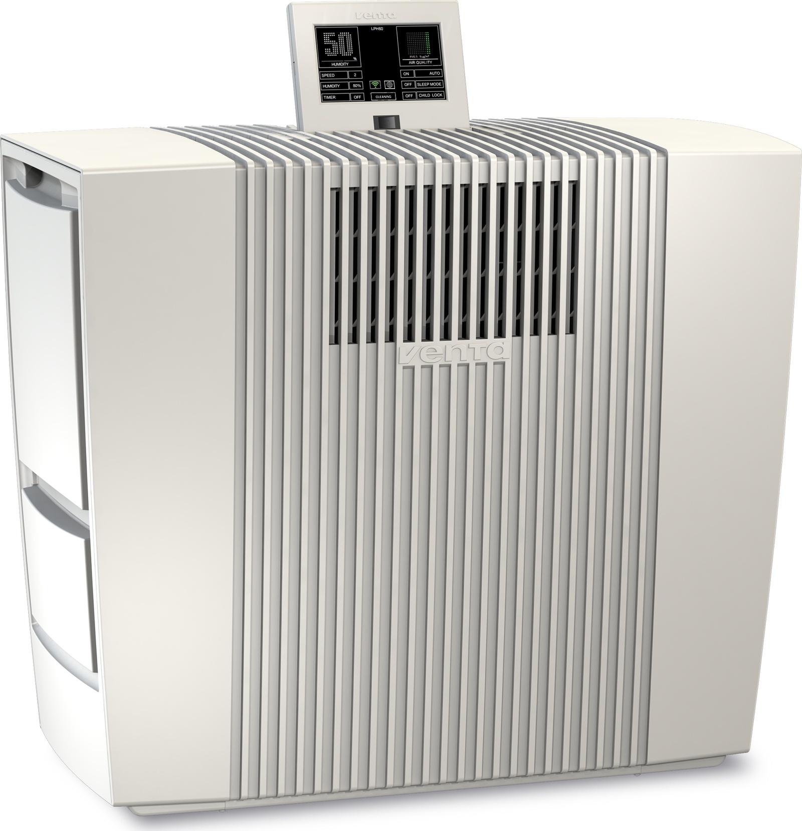 Очиститель воздуха Venta LPH60, белый зеленый источник воздуха e стюард автомобиль домашний лазер pm2 5 оборудование для обнаружения воздуха 3 0 белый белый