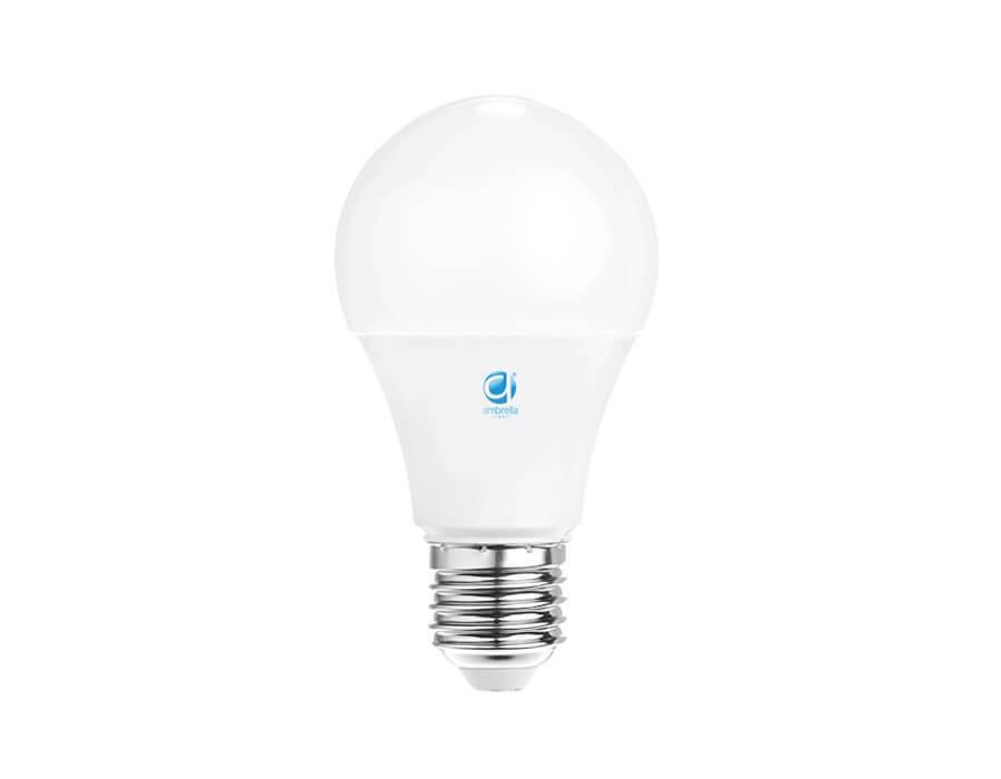 Лампочка Ambrella light Шар, 9W, E27, 3000K