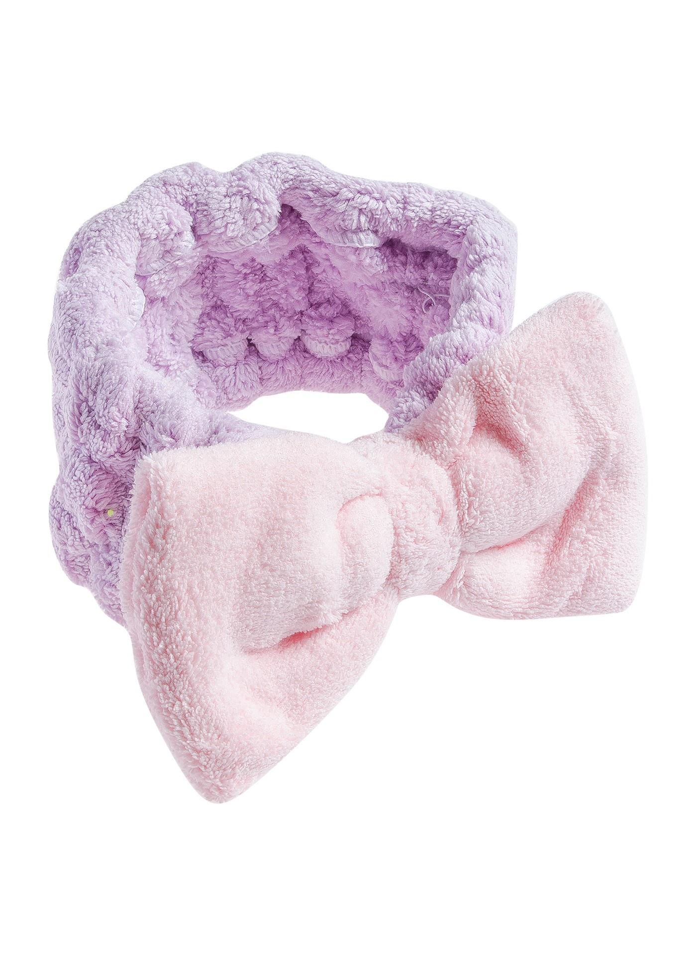 Повязка для волос Aiyony Macie, AH808044, розовыйAH808044Размер 36 х 8,5 см. Растягивается. Состав: текстиль