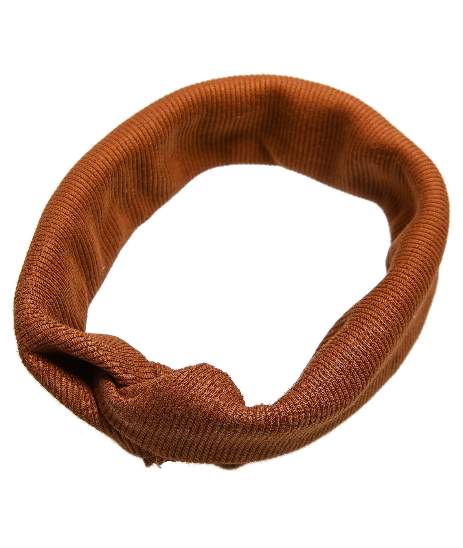 Повязка Aiyony Macie, коричневый, 42 х 9 см, AH810075AH810075Размер 42 х 9 см. Растягивается. Состав: текстиль