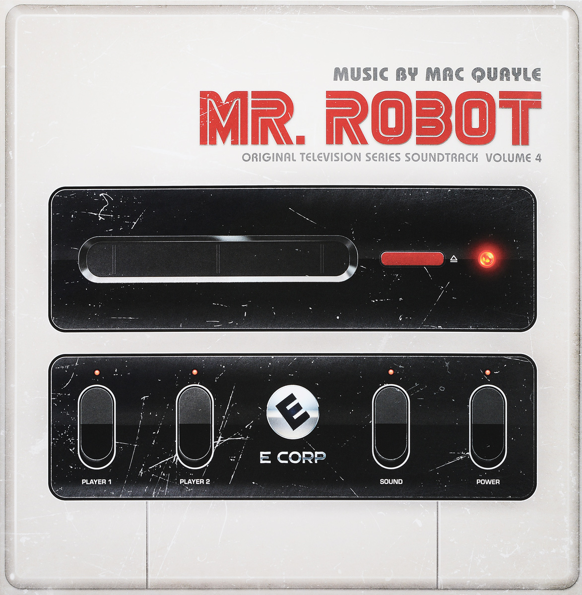 Мак Квейл Mac Quayle. Mr Robot Vol.4. Original Television Series Soundtrack (2 LP) original airtac compact slide cylinder roller bearing hls series hls12x100s