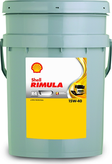 Масло моторное Shell Rimula R4 L для дизельных двигателей, 15W-40, минеральное, 20 л ryeon winter autumn sweater dresses big size women turtleneck long sleeve loose casual grey sexy pullover knitted sweater jumper