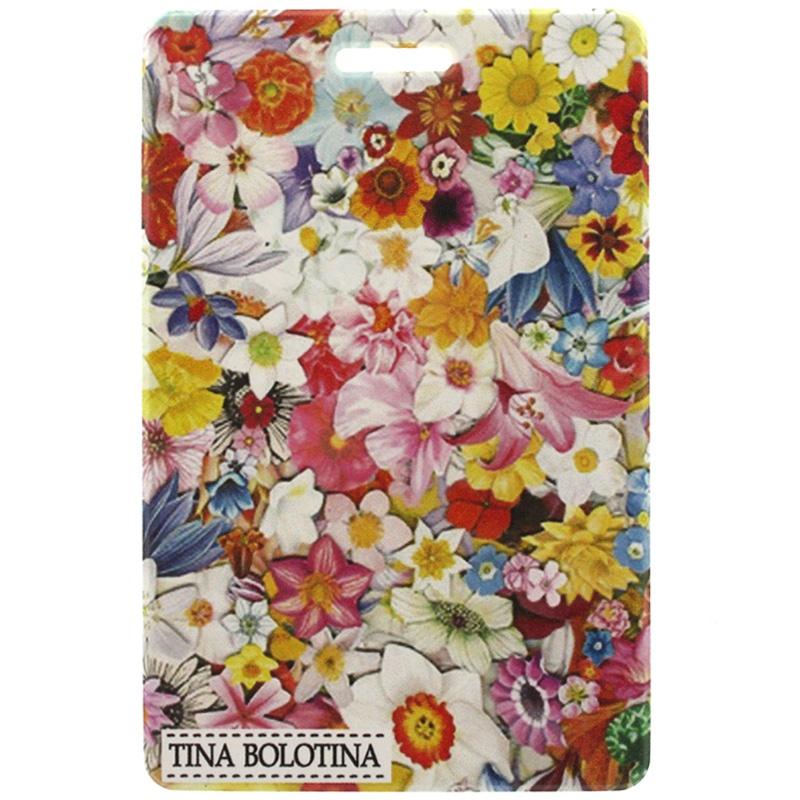 Обложка для проездного TINA BOLOTINA обложка на пропуск фотоаппарат оп 8125