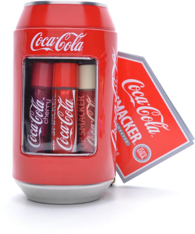 Набор бальзамов для губ Lip Smacker Classic Can, 6 шт по 4 г клиник бальзам для губ