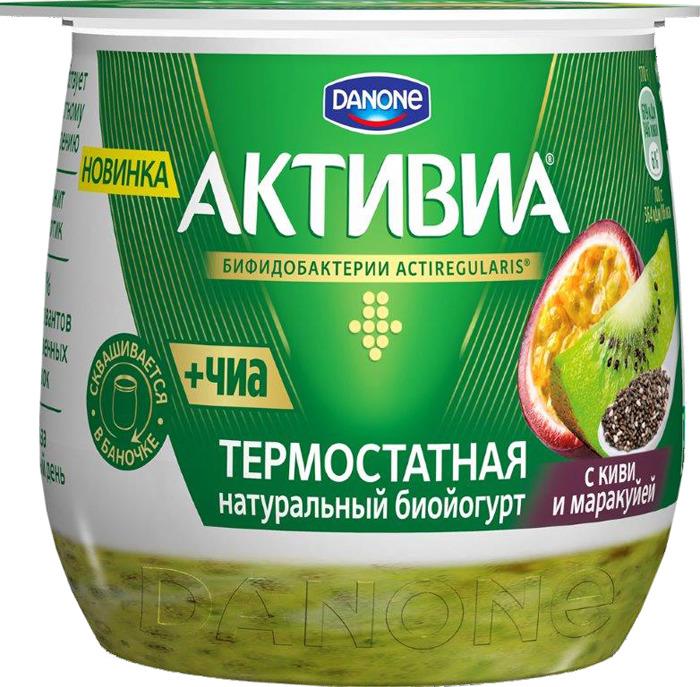 Биойогурт термостатный 2,8% Активиа