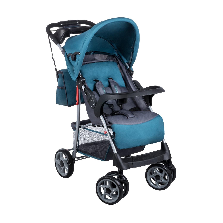 Прогулочная коляска Lionelo LO-EMMA PLUS Turquoise