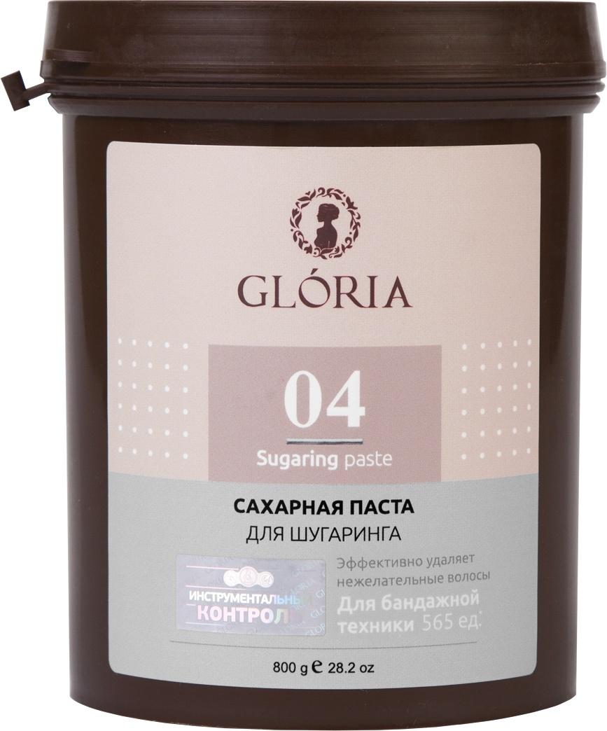 Сахарная паста GLORIA SUGARING & SPA для депиляции GLORIA CLASSIC Бандажная 800 гр, 800 все цены