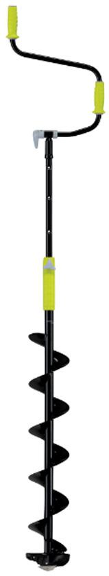Ледобур Mora Ice Nova, ручной, ICE-MM0081, черный, диаметр 110 мм