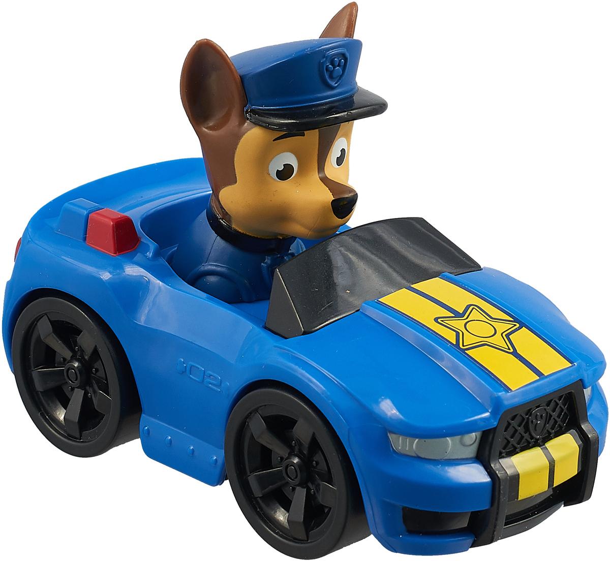 Paw Patrol Машина спасателя Chase paw patrol paw patrol мыльные пузыри paw patrol волшебная палочка 200 мл